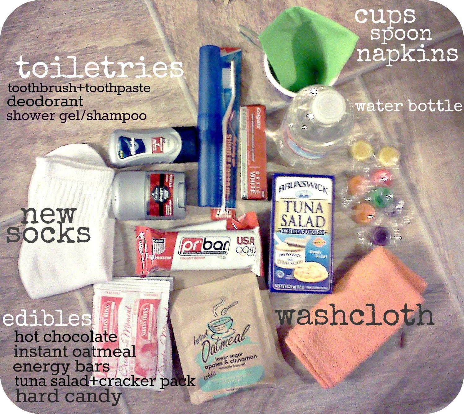 Lovely Little Whimsy Love Packs For The Homeless Homeless Bags Homeless Care Package Blessing Bags