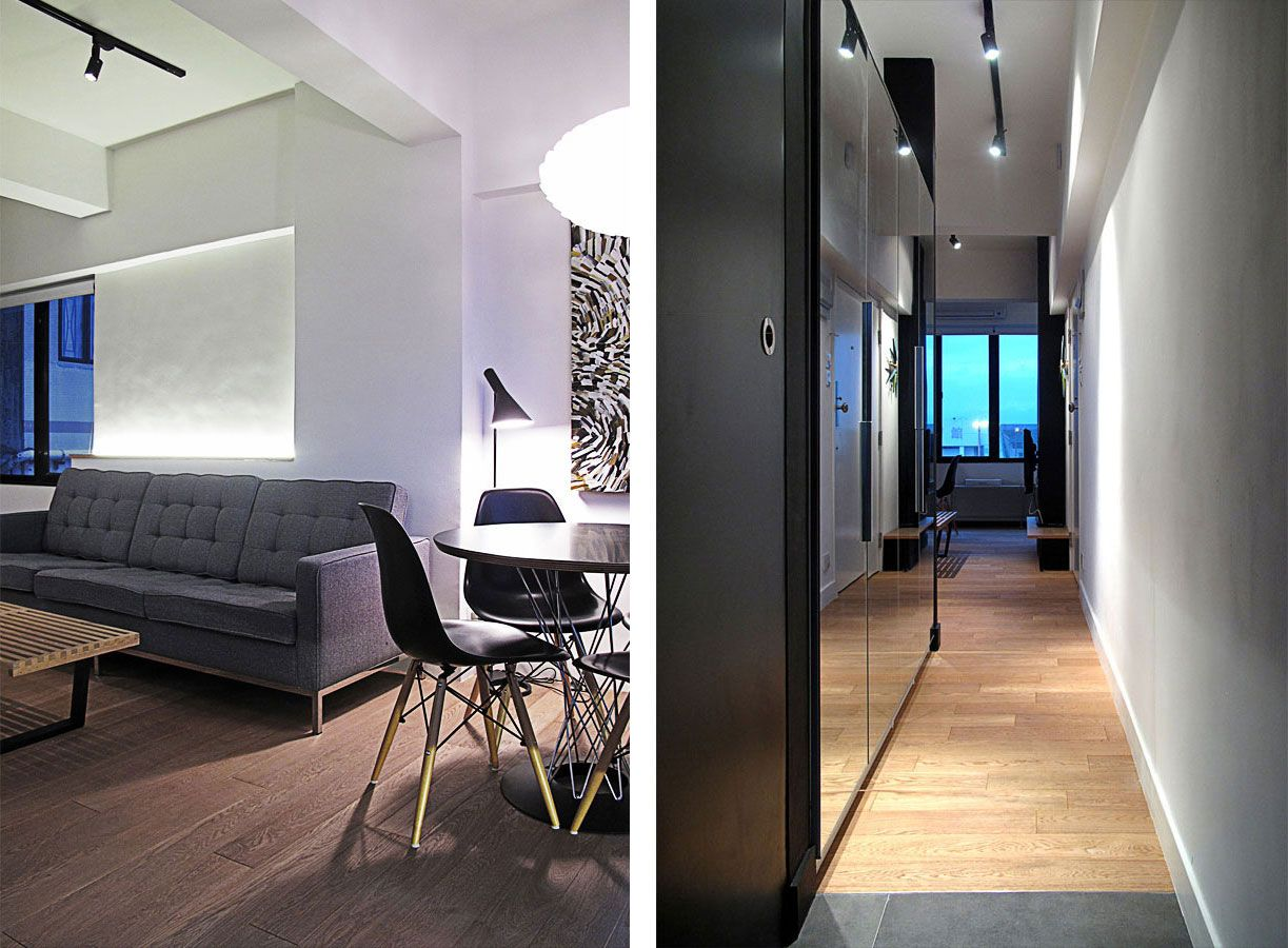 Invader Apartment in Hong Kong by OneByNine (6
