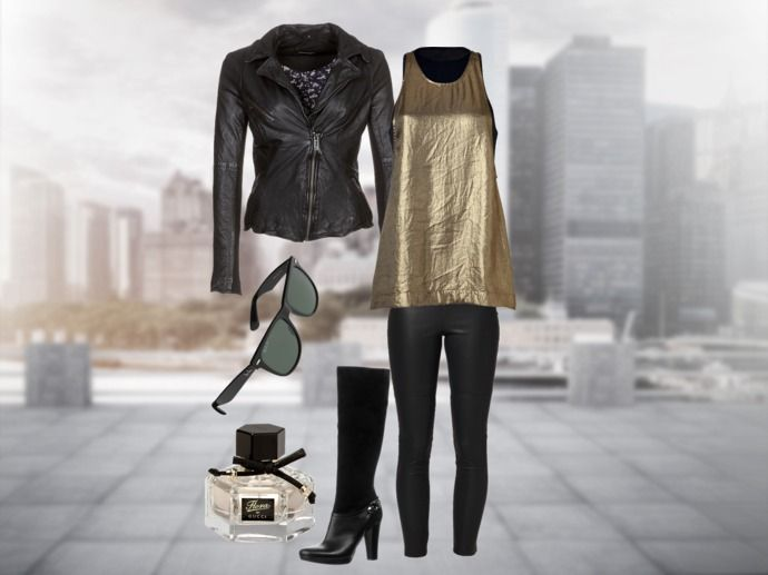 90210 style women outfit