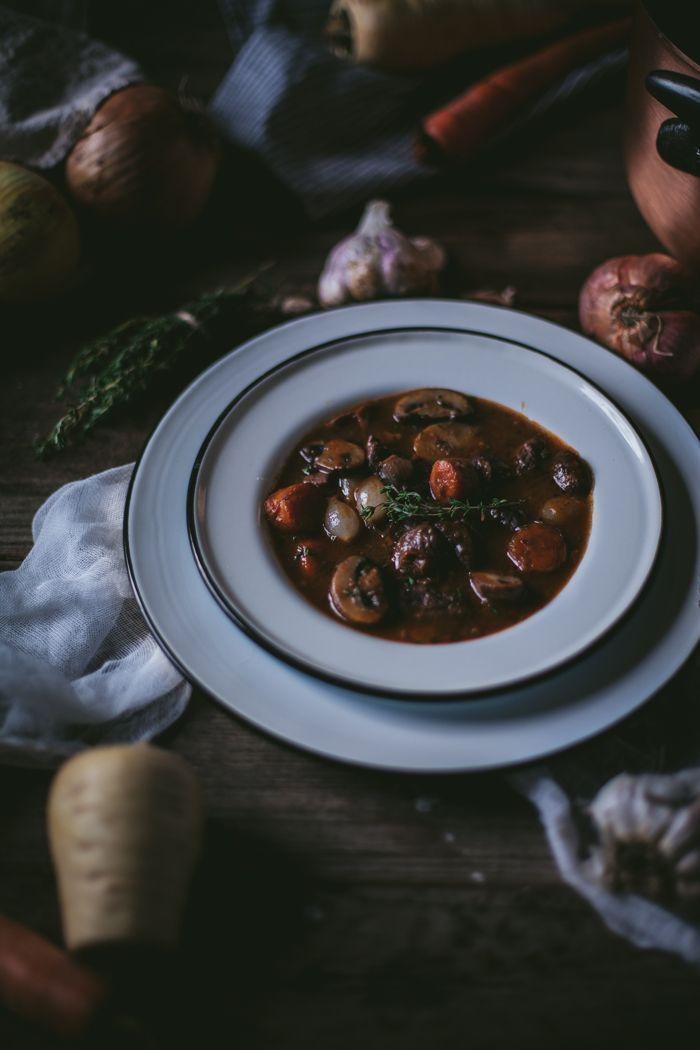 Boeuf Bourguignon + Un cadeau Falk en cuivre   - Adventures in Cooking -   -
