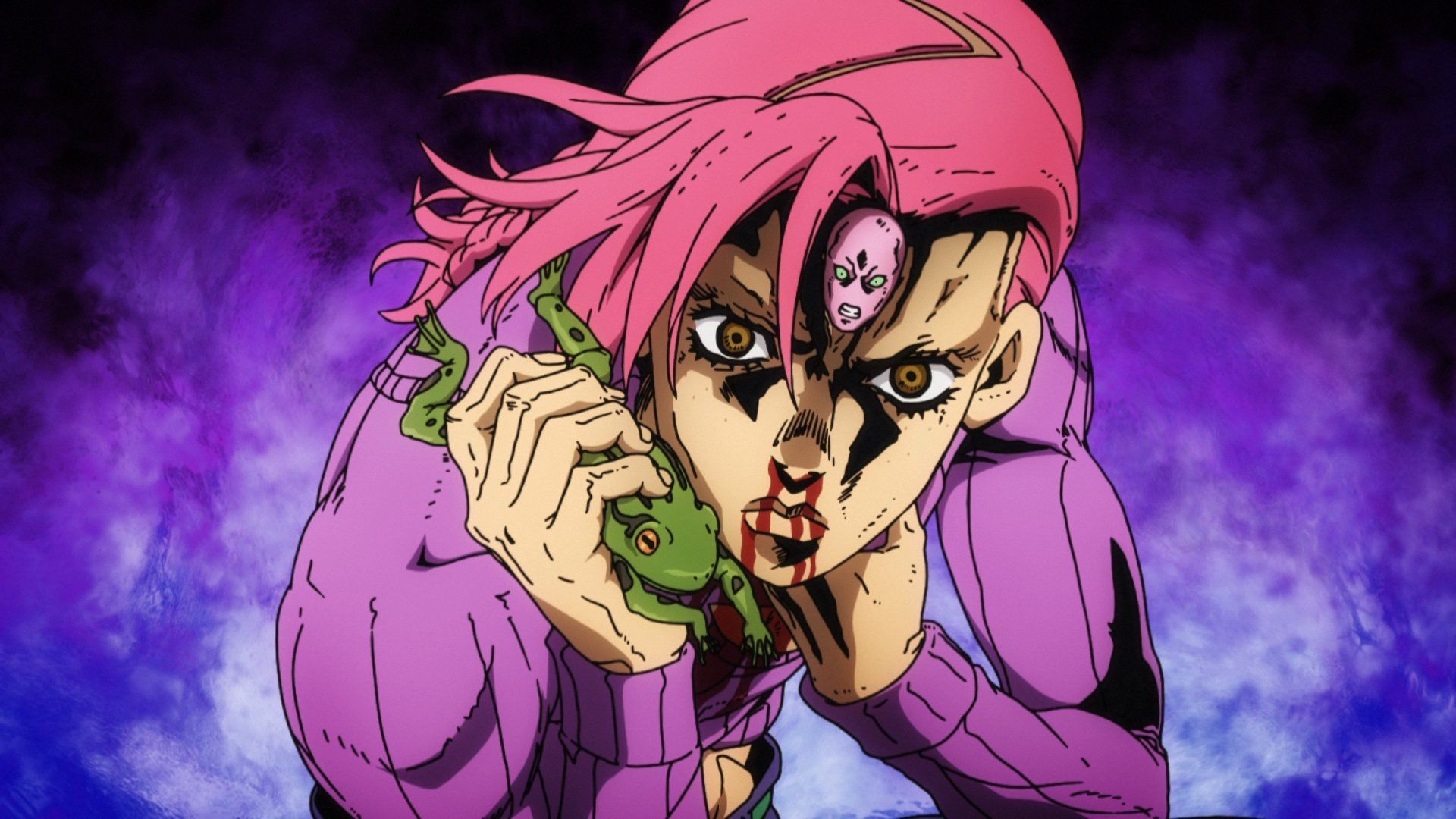 Vinegar Doppio With Images Jojo Anime Jojo Bizzare Adventure