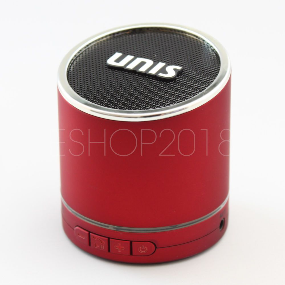 Hi-Bass Wireless Portable Bluetooth Mini HiFi Speaker