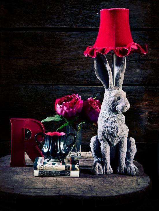 Abigail Ahern Hare Lamp