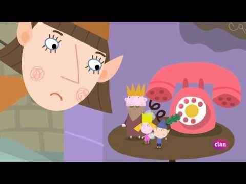El Pequeño Reino De Ben Y Holly El Día Libre De La Reina Cardo Youtube Ben Y Holly El Dia Del Libro Niños Dibujos Animados
