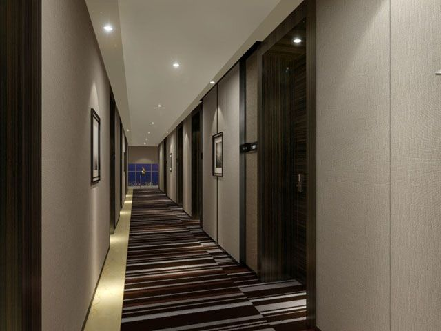 Apartment Corridors Apartment Guangzhou Poly World Trading Center Serviced Apartment Mf