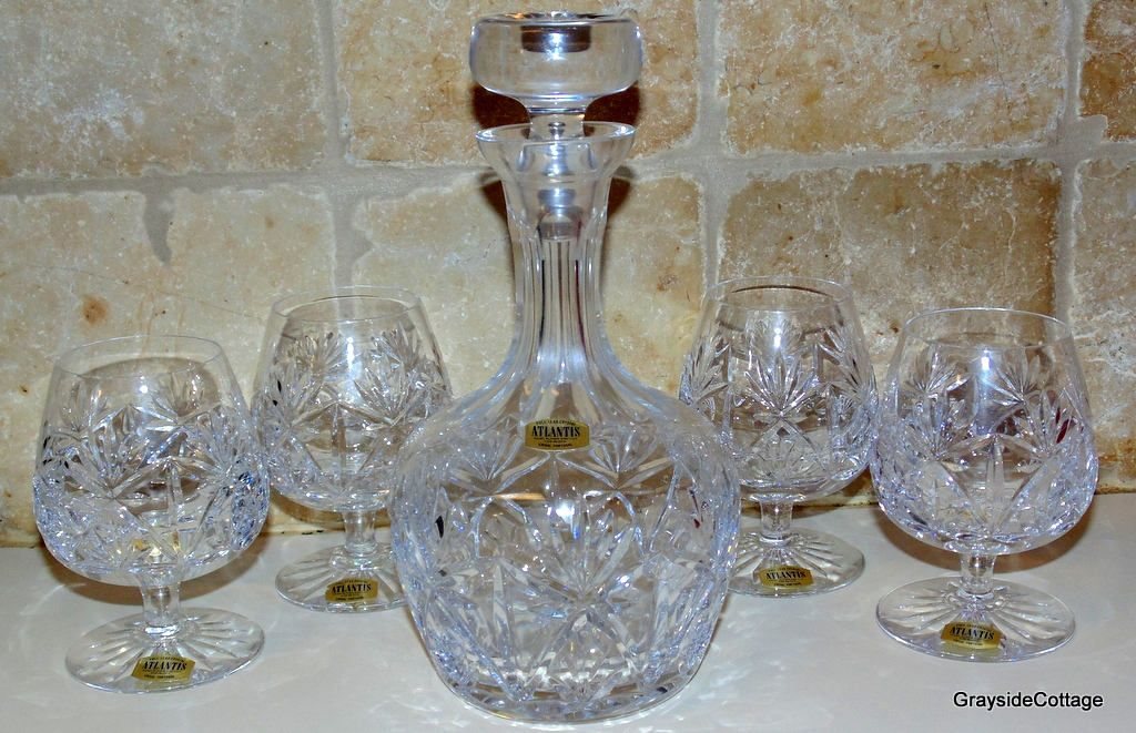 Pin on VINTAGE WINE DECANTER