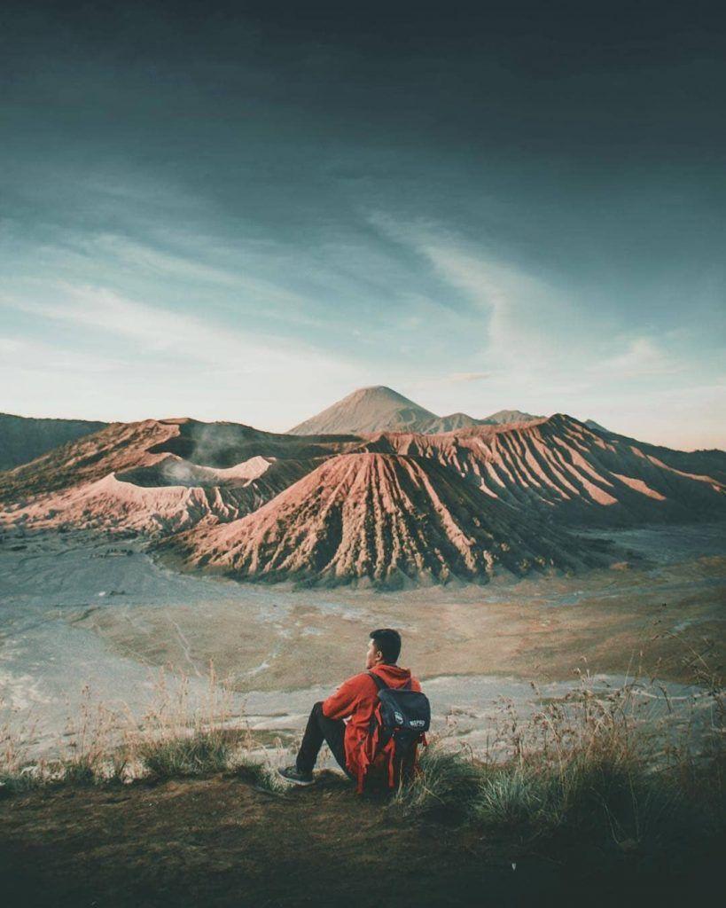 Tempat Wisata Gunung Bromo Ini Juga Merupakan Sebuah Tempat