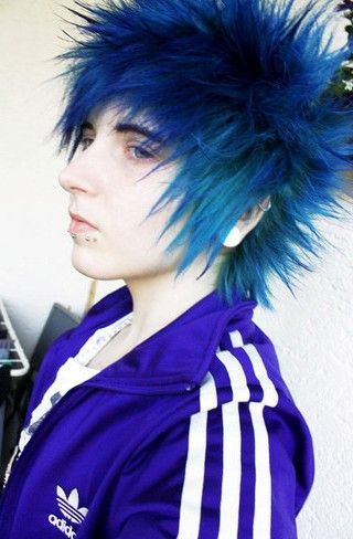 Latest Hot EMO Hairstyles For Guys Haircut Ideas For The - Emo boy hairstyle images