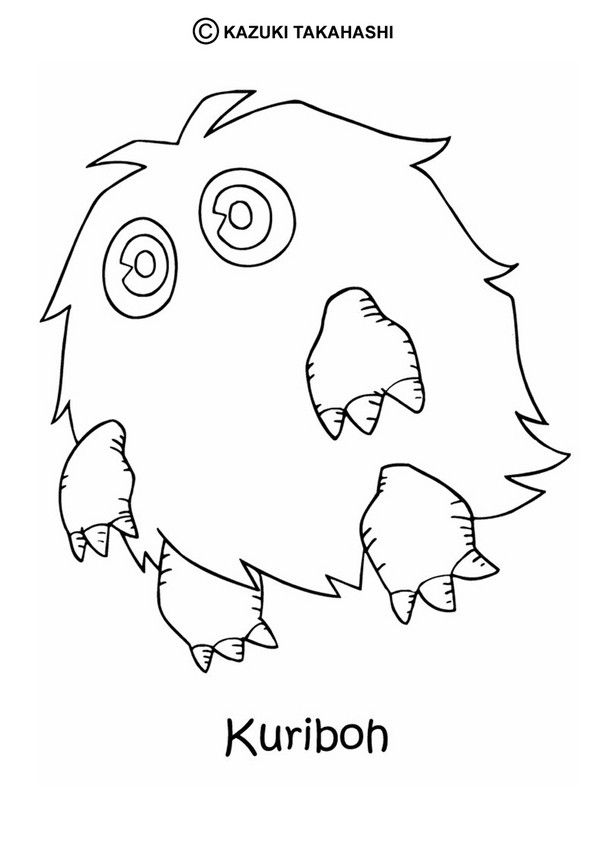 Nice Yu Gi Oh Coloring Pages Monster Coloring Pages Coloring Books Cartoon Coloring Pages