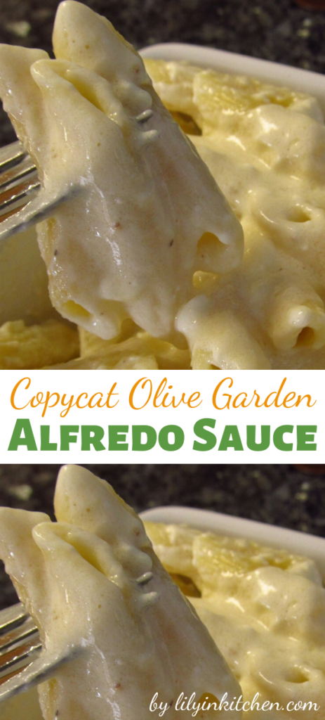 Copycat Olive Garden Alfredo Sauce Recipes Recipe Olive Garden Alfredo Sauce Recipe Olive Garden Alfredo Sauce Fettuccine Alfredo Recipes