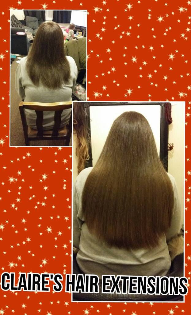 Claire Wardman Hairextension83 From Derbyshire Using Our Remy Aaaa
