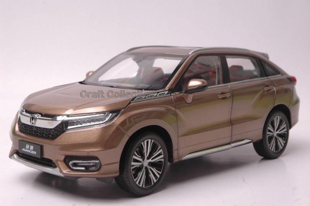 All New 1 18 Honda Avancier 2016 Large Suv Cast Model Car Alloy Toy