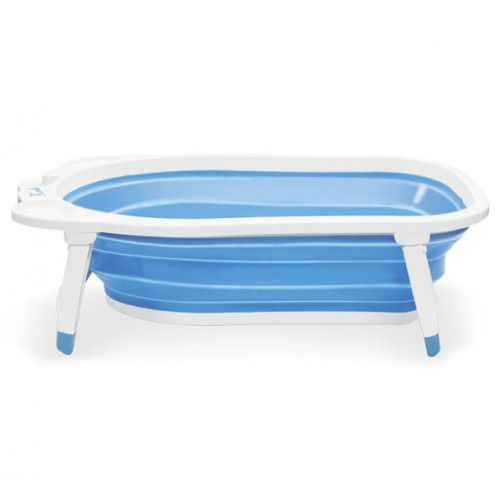 Karibu Baby Folding Bath Blue