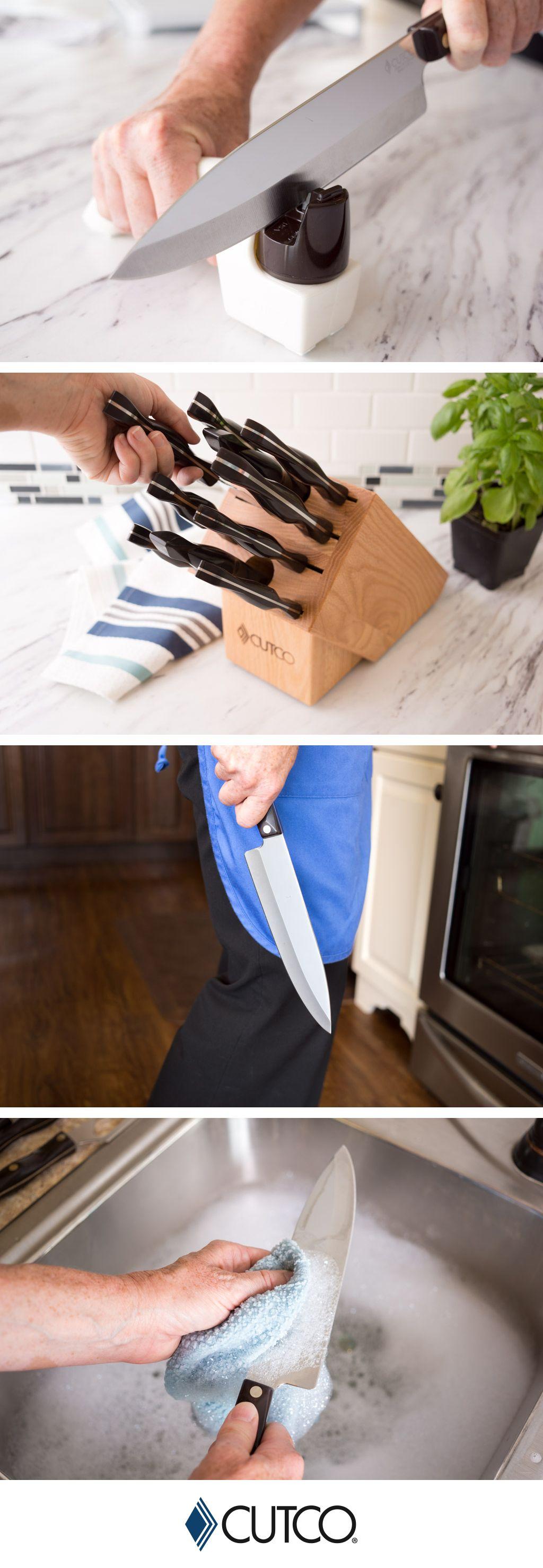 12 Kitchen Knife Safety Tips Kitchen safe, Safety tips