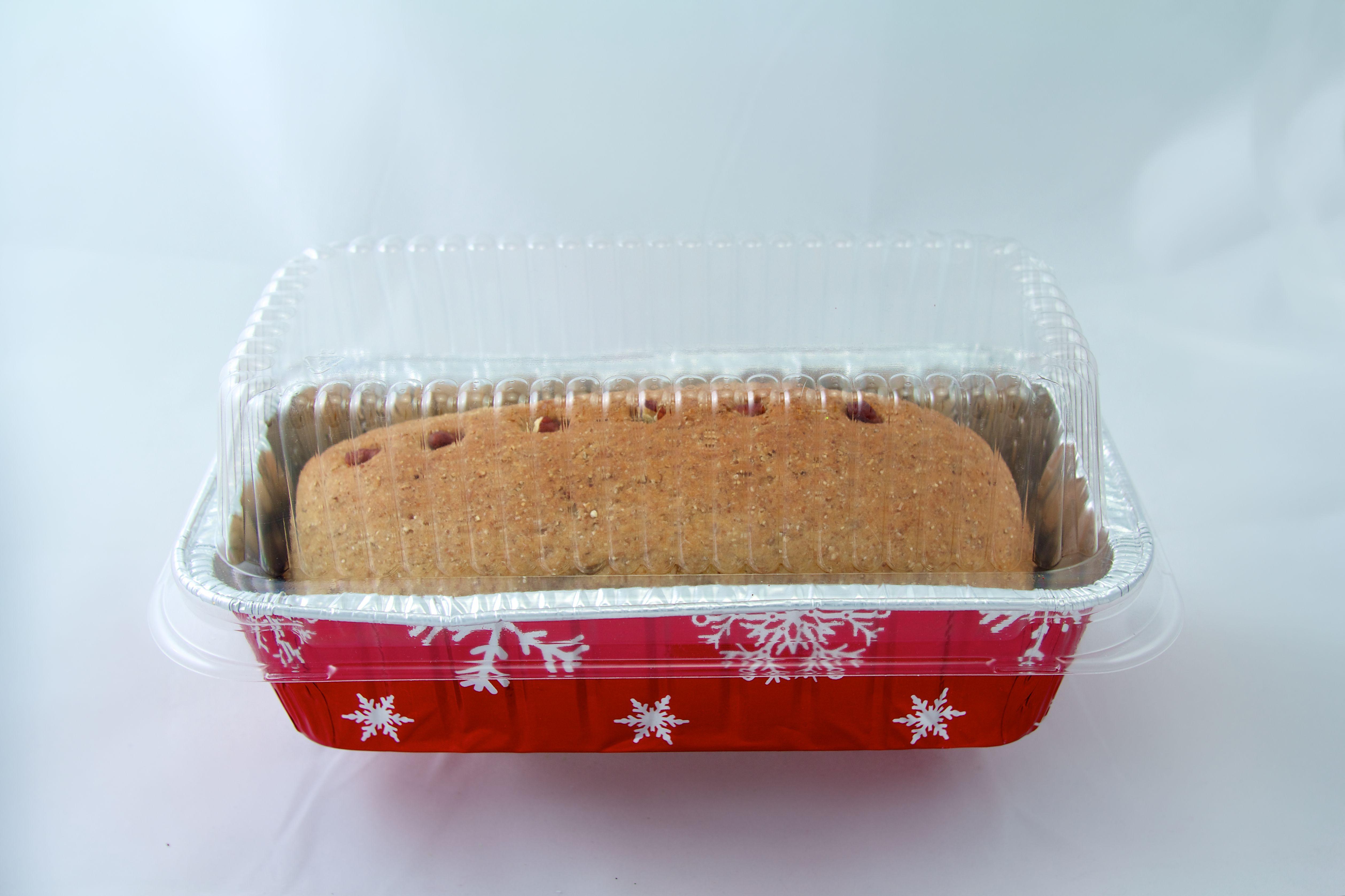 Pan de Centeno para acompañar con una deliciosa mermelada, en Navidad