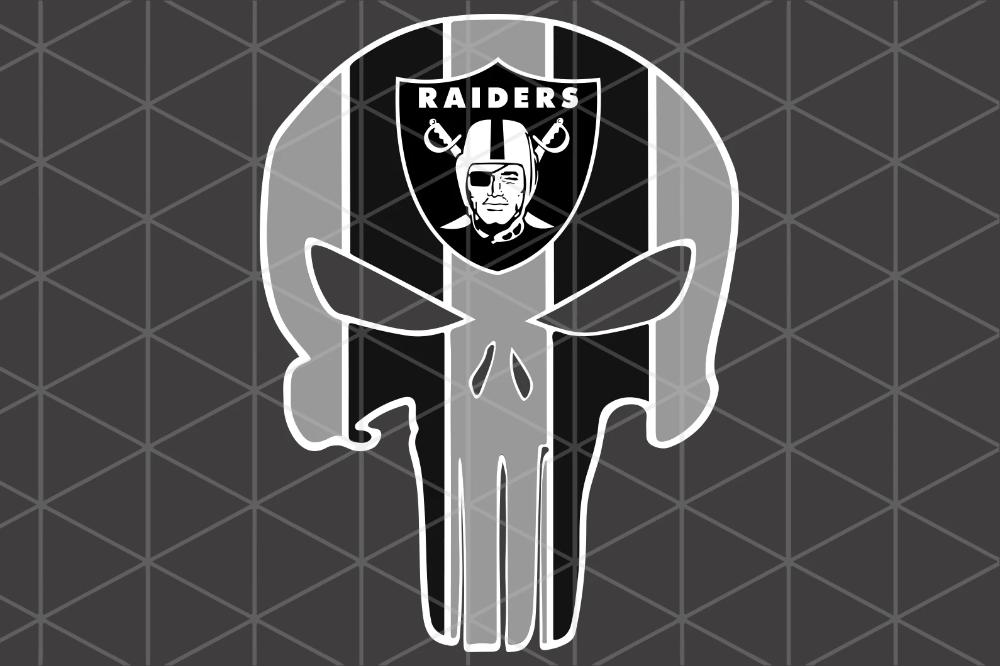 Oakland Raiders,nfl svg, Football svg file, Football logo