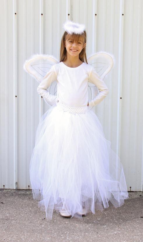 Diy Fairy Costume Diy Angel Skirt Kid Stuff Fairy Costume Diy