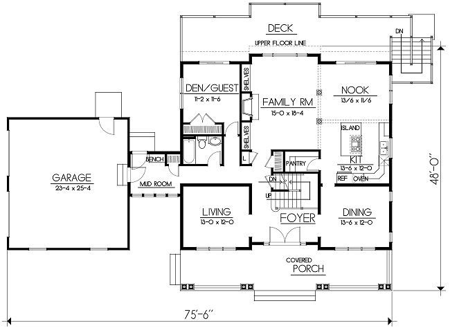 downstairs floor plan for basic craftsman plan | 3D + plans ... on main level house plans, bathroom house plans, up stairs house plans, roof house plans, sitting room house plans, out house plans, floor house plans, door house plans, sunken house plans, water house plans, love house plans, lounge house plans, multi story house plans, house house plans, den house plans, double house plans, downsizing house plans, dark house plans, spacious house plans, downhill house plans,