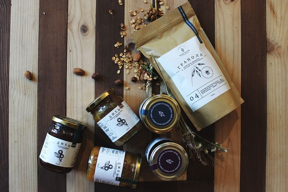 Kate & Leo Cuisine is food made especially for you. Taking great care in  every step of creating their foods, Sevilya Nariman-qizi Ibrahim has  designed the brand to reflect the craftsmanship that goes into each  product.