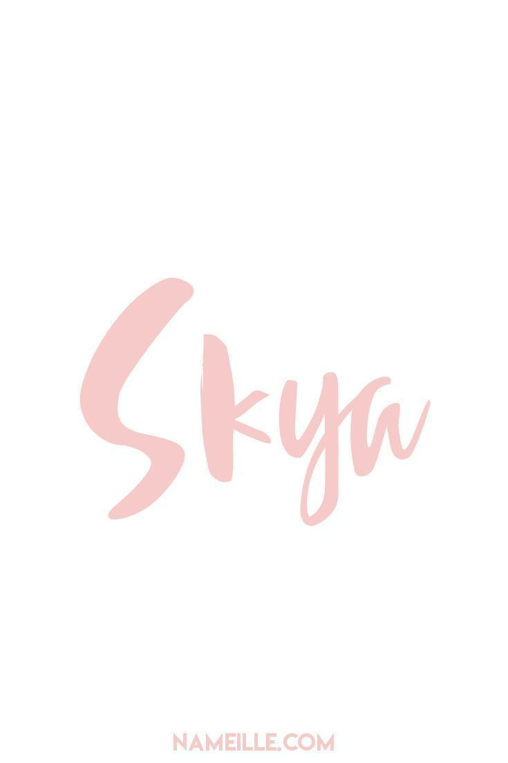 Stylish & Trendy Names for Girls | Cute baby names ...