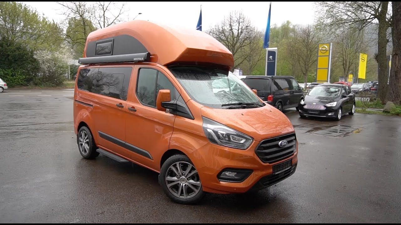 Ford Nugget 2019 Review Walkaround Ford Central Garage Saarland Nugget