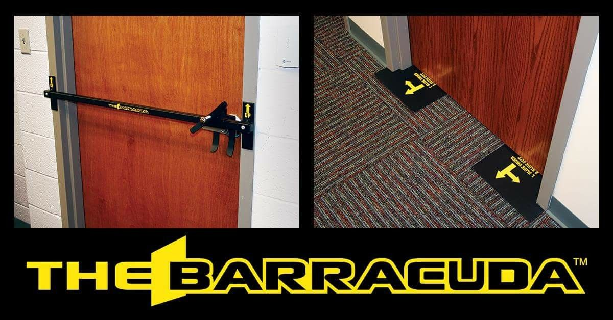 Barracuda Door Barricade Amp Door Barricade Bars Bar Diy
