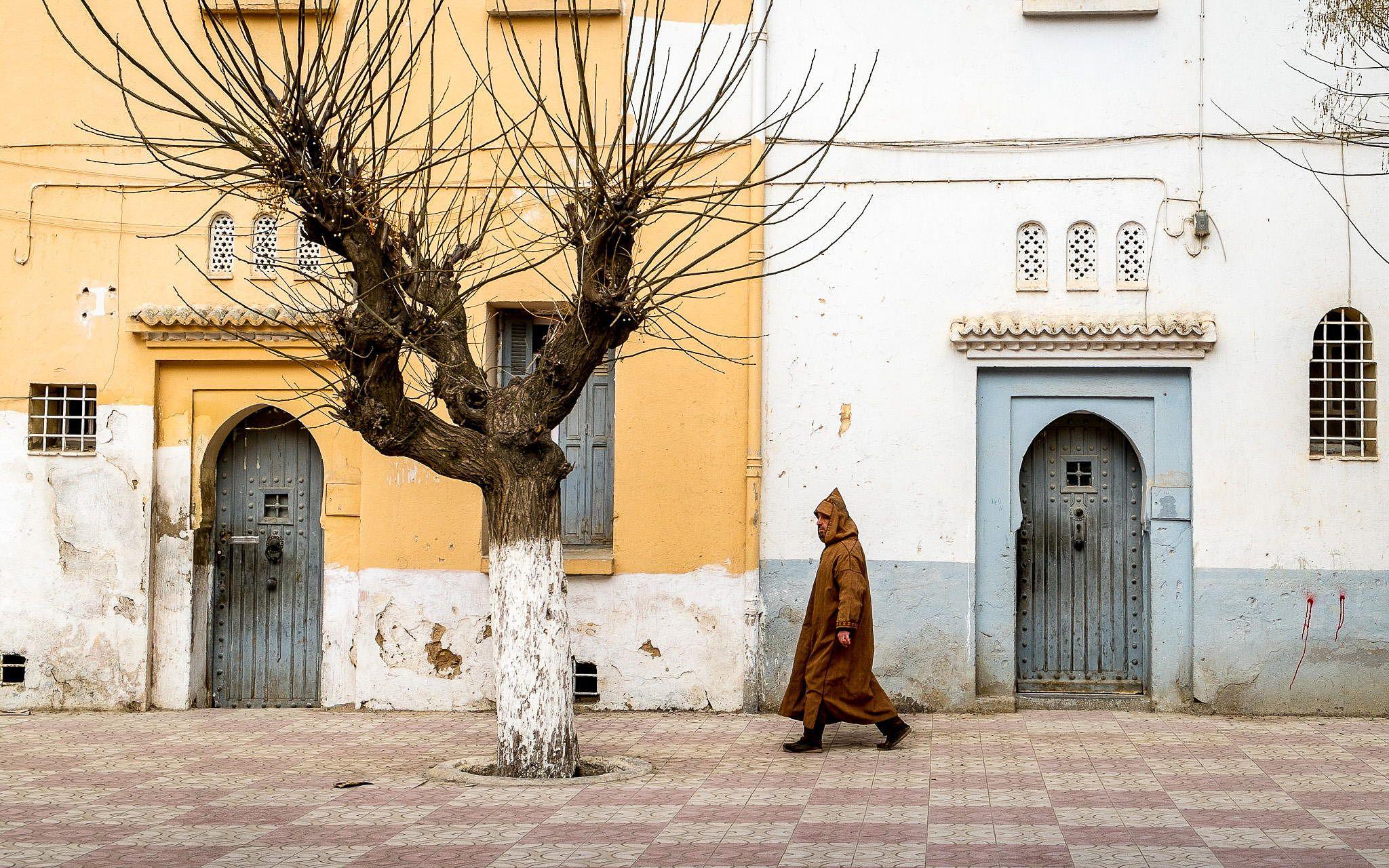 Street Of Batna Algeria Algeria Street Prehistory