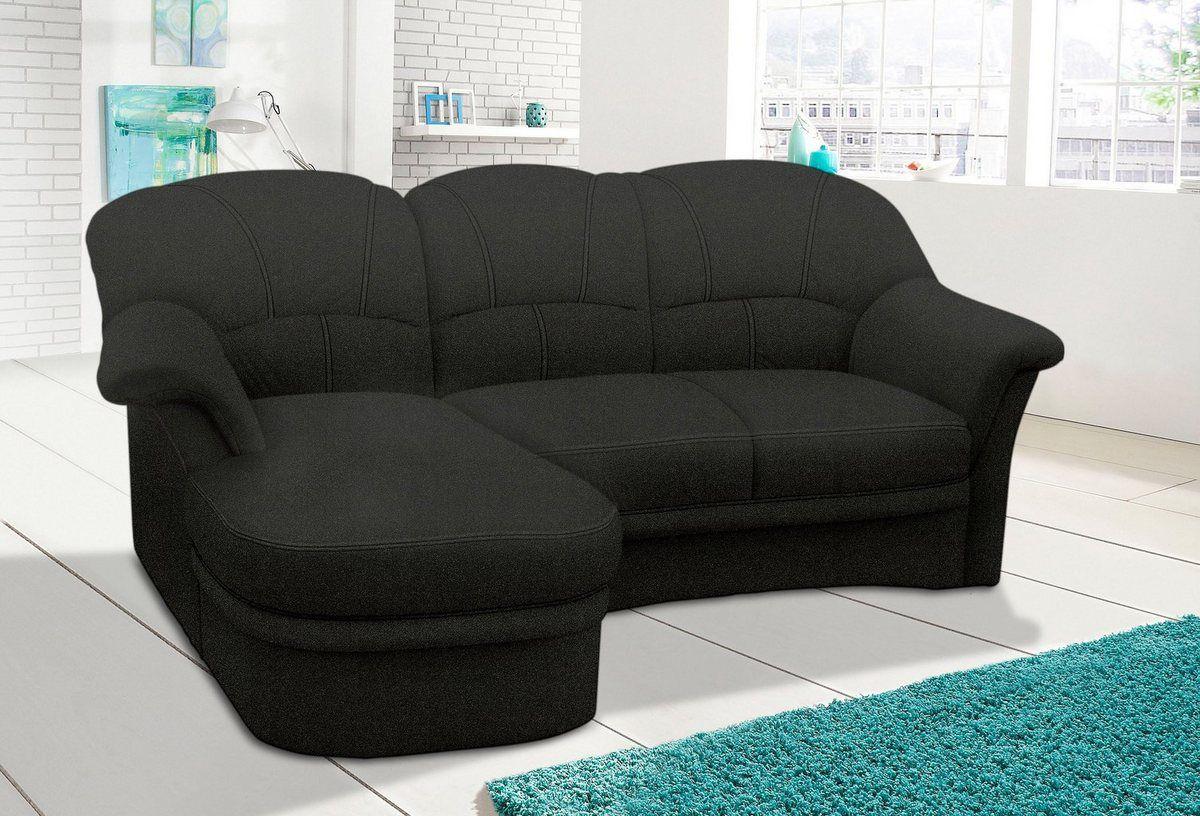 Ecksofa Wahlweise Mit Bettfunktion Sofa Couch Furniture