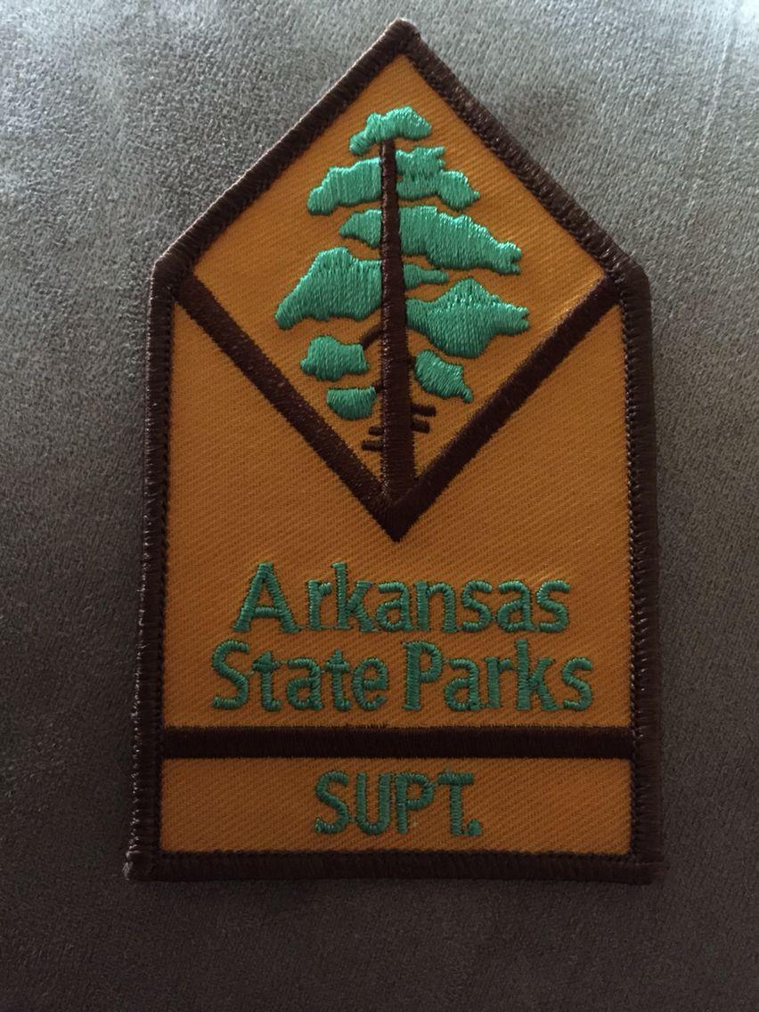 Arkansas State Parks Superintendent Arkansas state