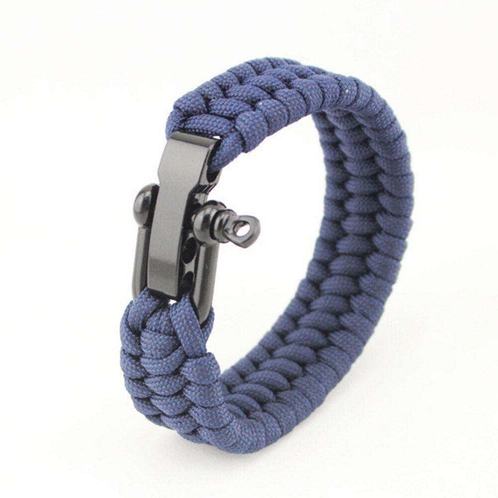 A Szcxtop Emergency Hand Self Defence Emergency Tool Survival Rope