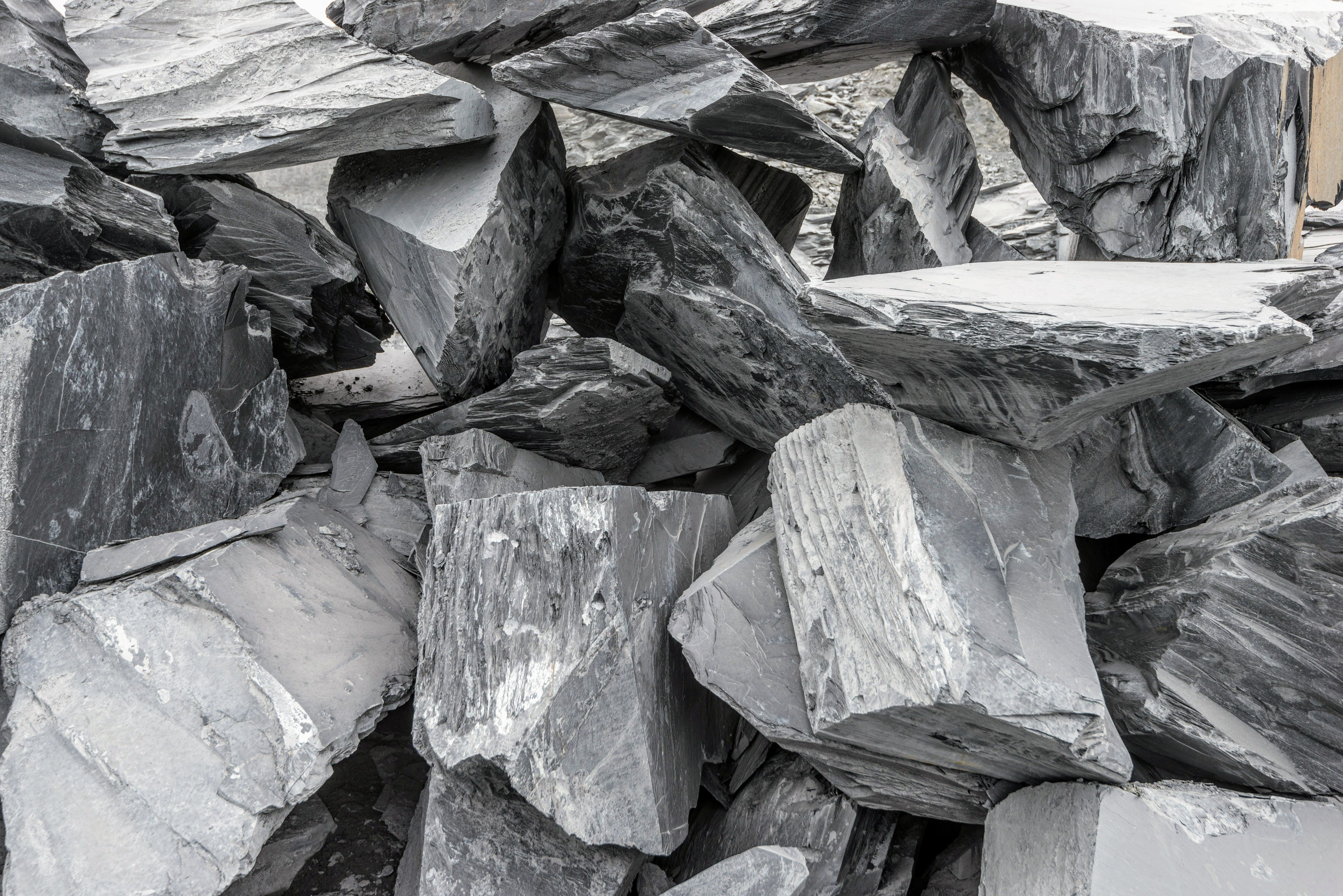 The 6 Steps To Roofing Slate Production Process Pizarra
