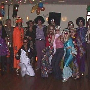 How to choose a 70s party theme celebrations pinterest for 70 birthday decoration ideas