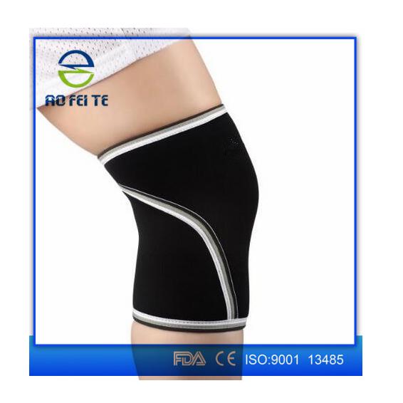 Crossfit Knee Support 7mm Knee Brace Squat For Weightlifting Neoprene Knee Sleeve Knee Support Squats Knee Sleeves Knee Support Bodybuilding Workouts