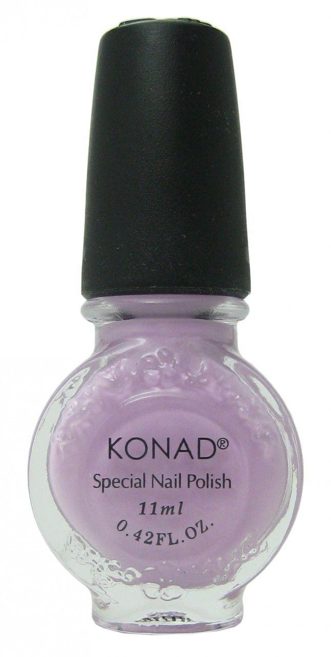 Pastel Violet (Special Polish) by Konad Nail Stamping | Nail Polish ...