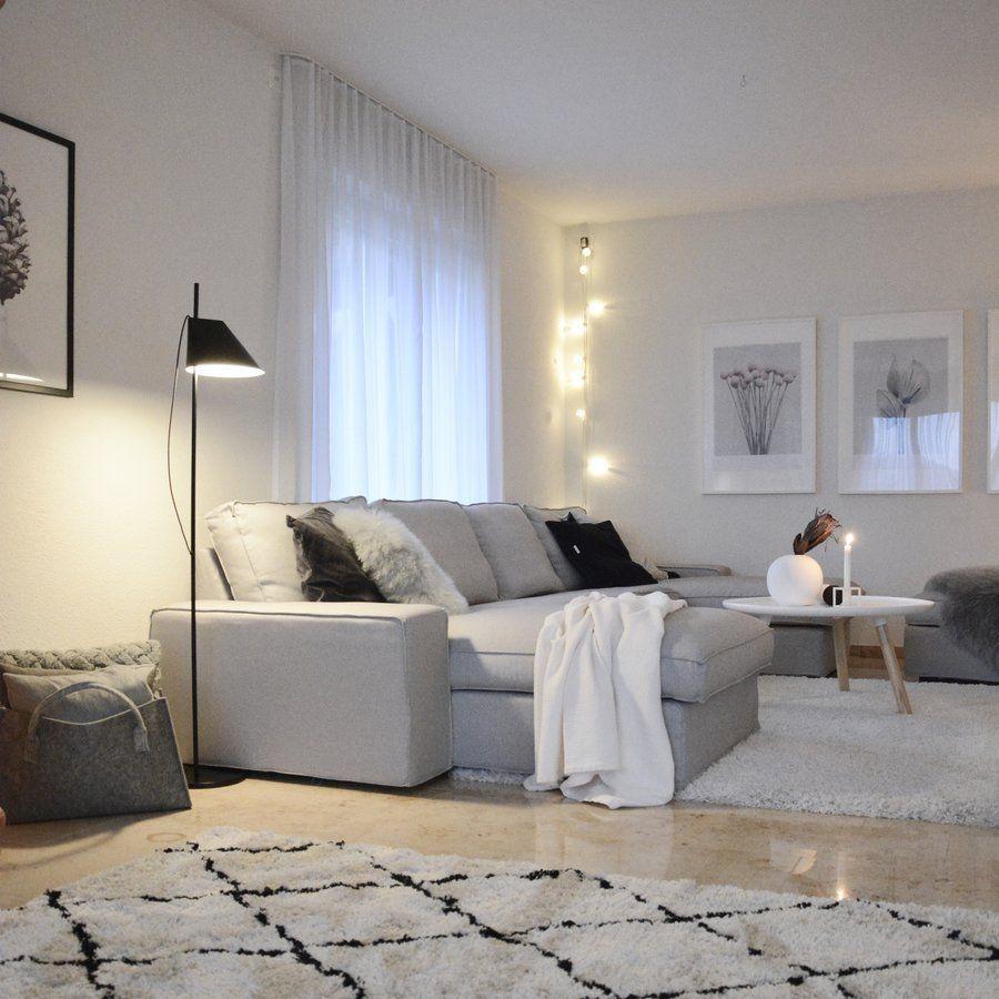 Wohnzimmer im November #CoolInteriorPlanningAdvice | Furniture ...