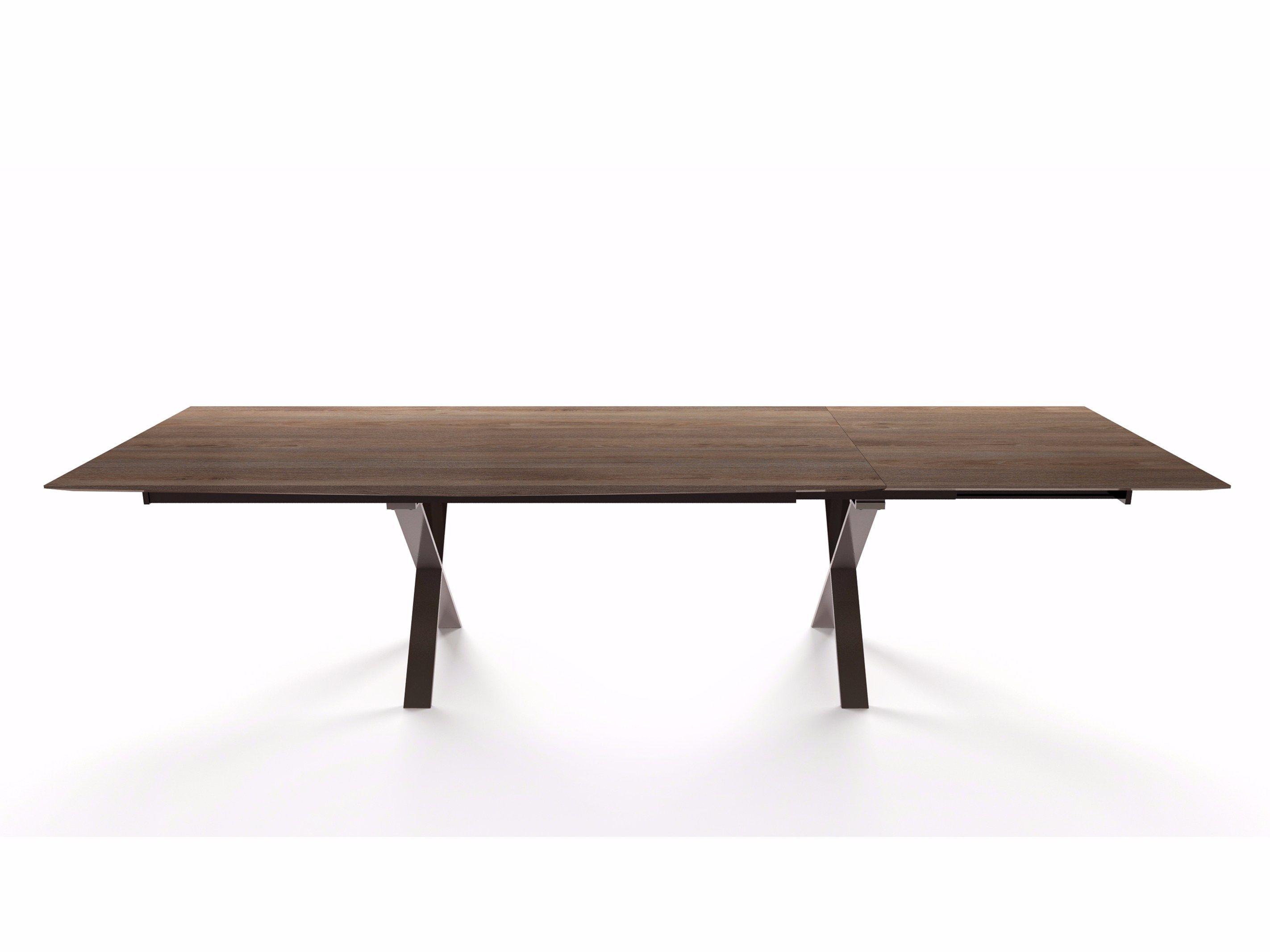 Tavolo Allargabile ~ Tavolo allungabile in legno lax tavolo allungabile more