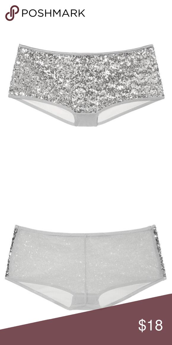 M NWT Victoria/'s Secret VS Cheeky Back Coverage Panties Panty Lace Mesh XS S