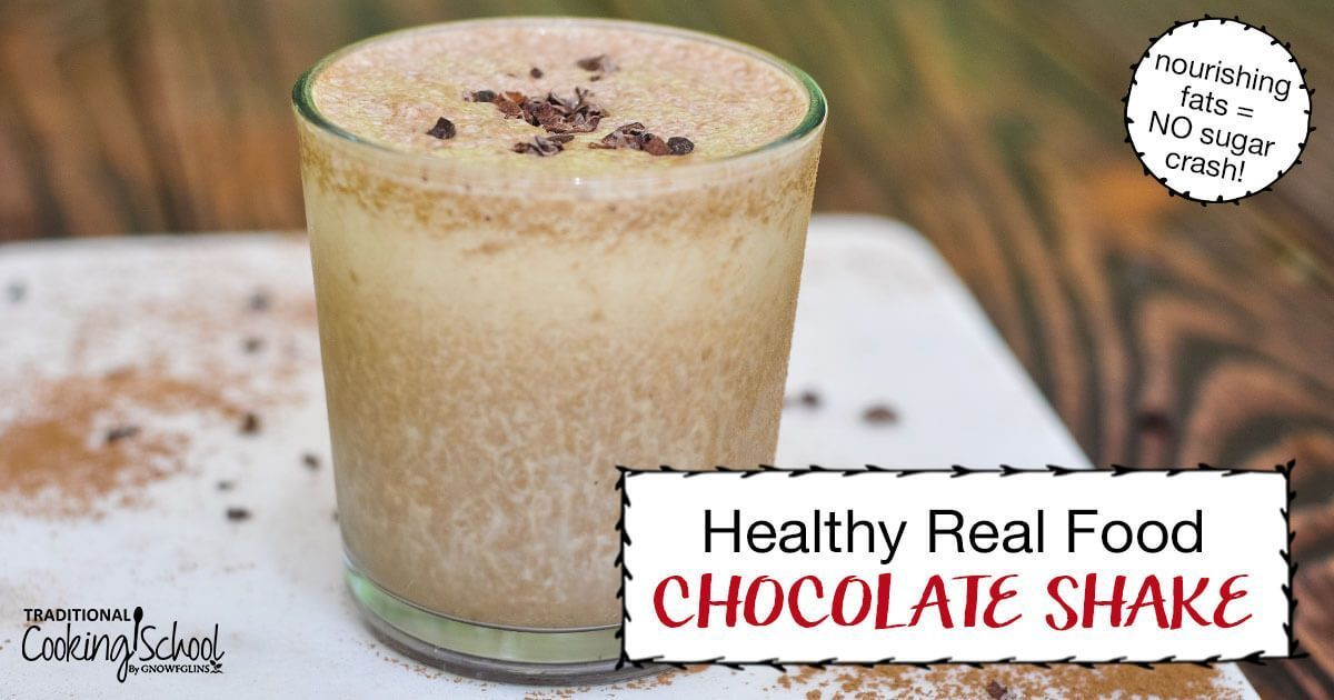 Healthy Chocolate Shake #healthychocolateshakes 5 minutes   no regrets   nourishing ingredients = an easy healthy chocolate shake you can enjoy for dessert, or even breakfast! There's nothing more refreshing than a chocolate milkshake on a warm day... until the sugar crash hits. Yet, if you're in the market for healthy milkshake recipes, this homemade chocolate shake is the answer to your prayers! Creamy, rich in protein and healthy fats, a dairy-free option, and no refined sugar. #healthychocol #healthychocolateshakes