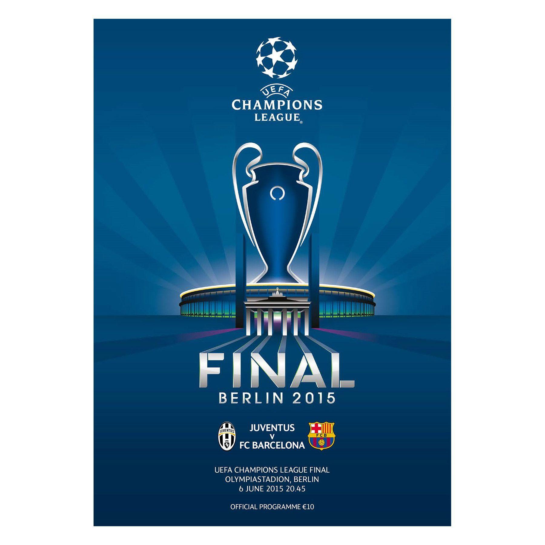 UEFA Champions League Final Berlin 2015