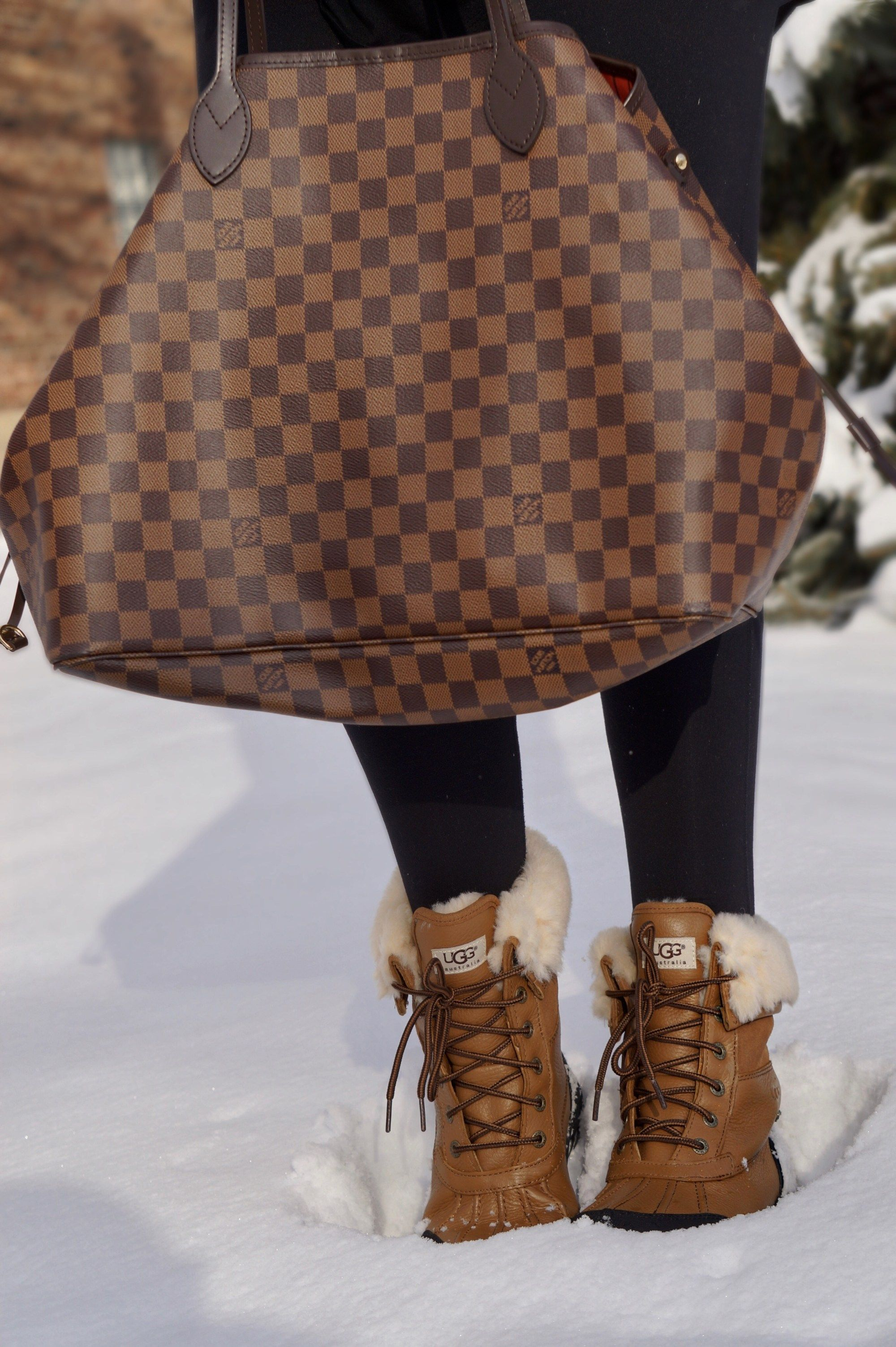 441922e8580 Louis Vuitton and Ugg boots perfect for winter! Links in blog ...