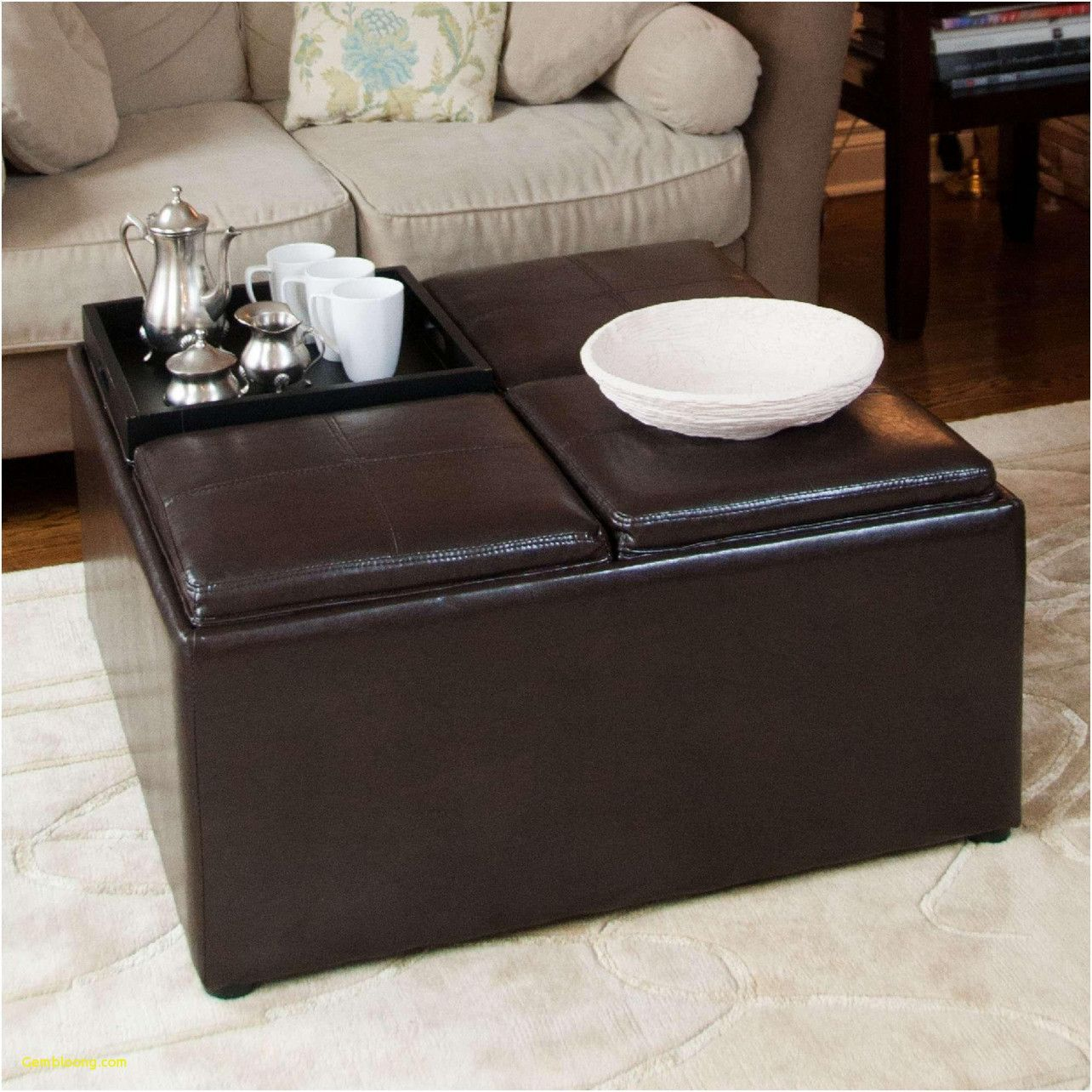 201 Best Of Ottoman As Coffee Table 2018 With Images Coffee
