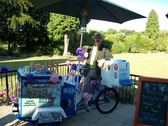 How fun is this?!?!?! YORKSHIRE'S FAVOURITE ICE CREAM TRICYCLE HIRE