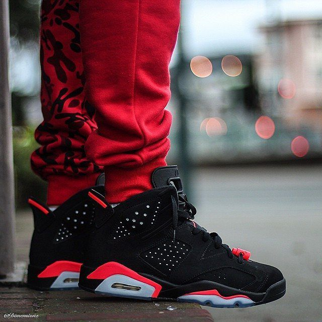 Nike Air Jordan 6 Retro Infrared 2014 Air Jordans Retro Nike Free Shoes Air Jordans