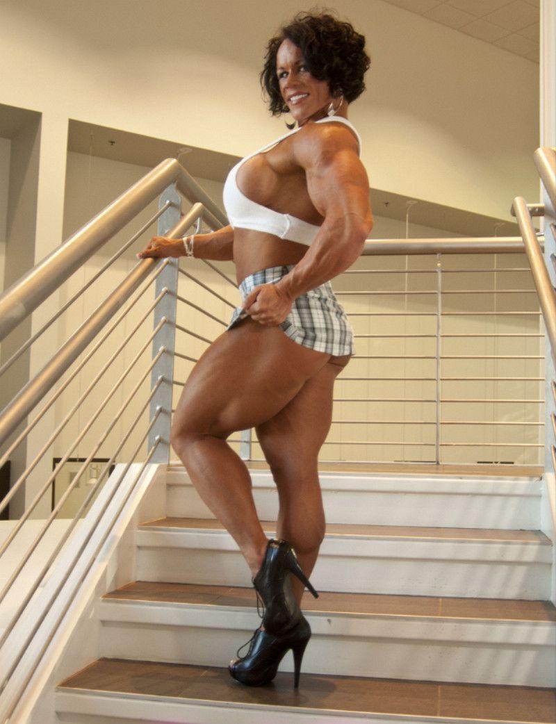 Aleesha Young | Female Muscle | Pinterest