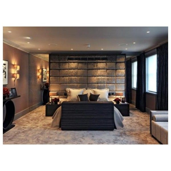 6 bedroom town house for sale in Cornwall Terrace, Regent's Park,... ❤ liked on Polyvore featuring house, rooms, bedrooms, pictures and backgrounds