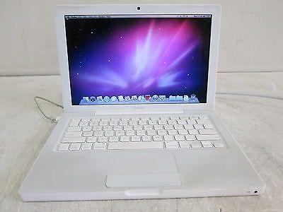 Apple MacBook 41 Core 2 Duo 2.1GHz 2.5GB Ram 120GB OS X 10.6.3 Installed https://t.co/L8APlQ9IVP https://t.co/KhCefgXI86