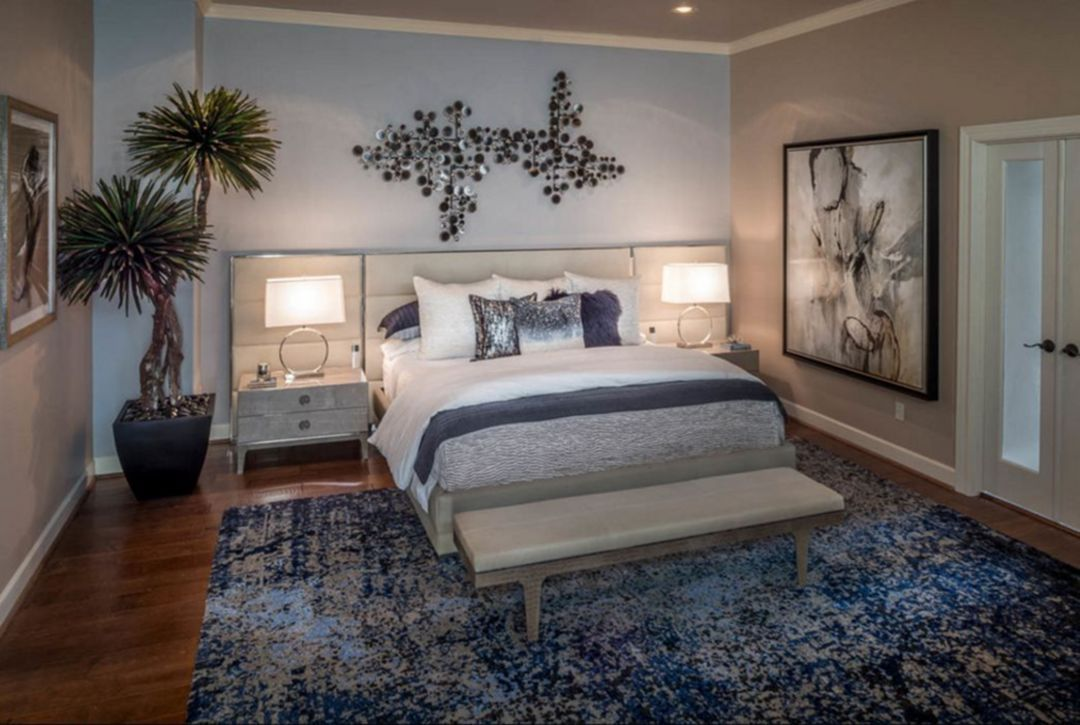 30 Romantic Bedroom Design Ideas For Young Couple | Small ...