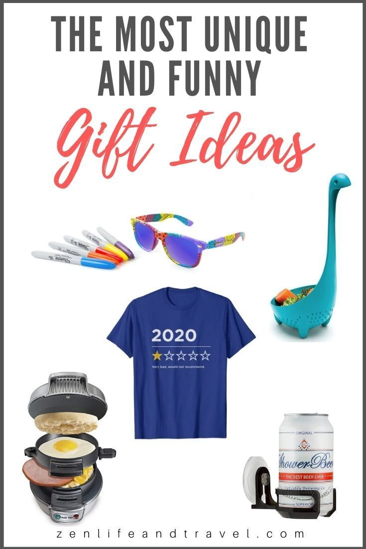 The Most Unique And Funny Gift Ideas For 2020 Zen Life And Travel In 2020 Funny Gifts Hannukah Gift Funny
