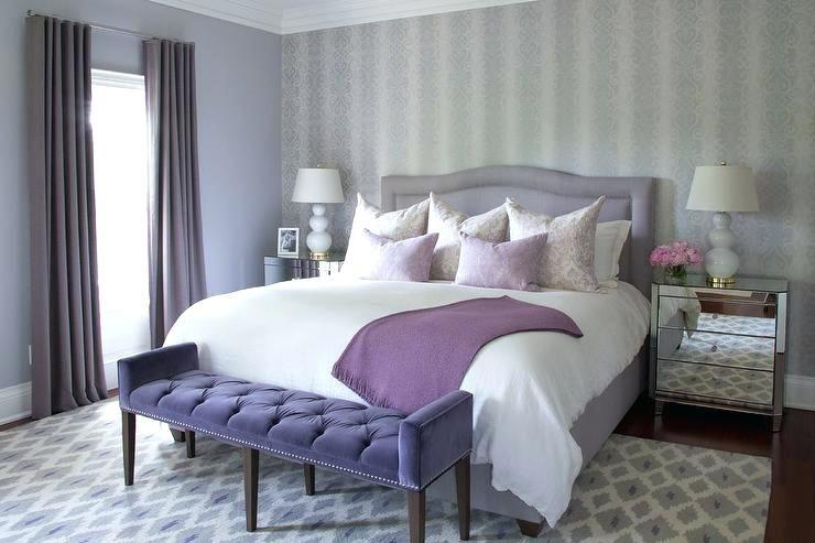 Schlafzimmer Ideen Lavendel