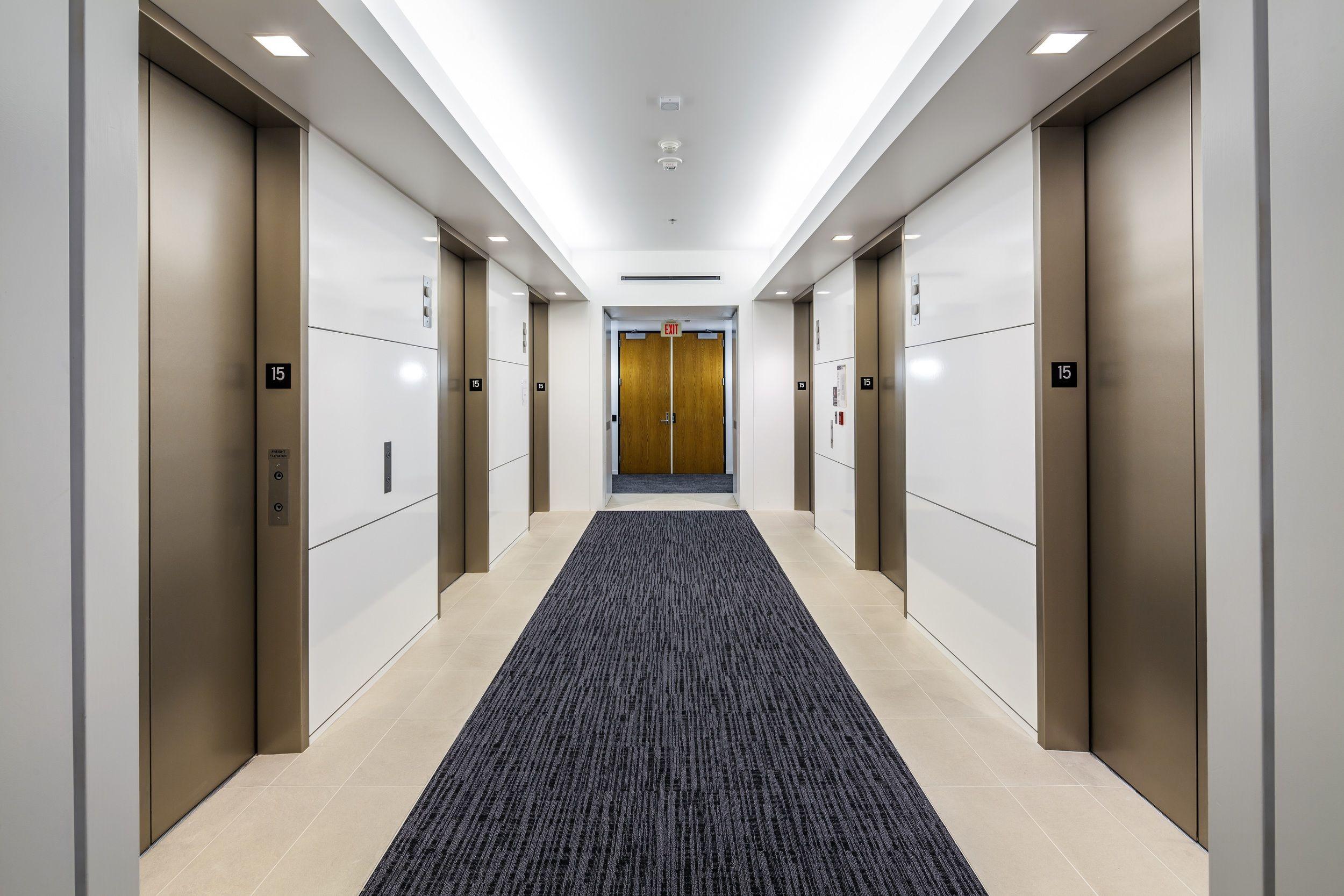 elevator lobbies - Google Search | corporate elevator ...